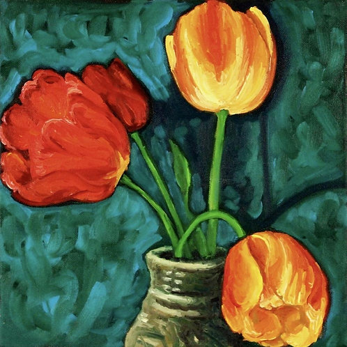 Tulips (paper) small