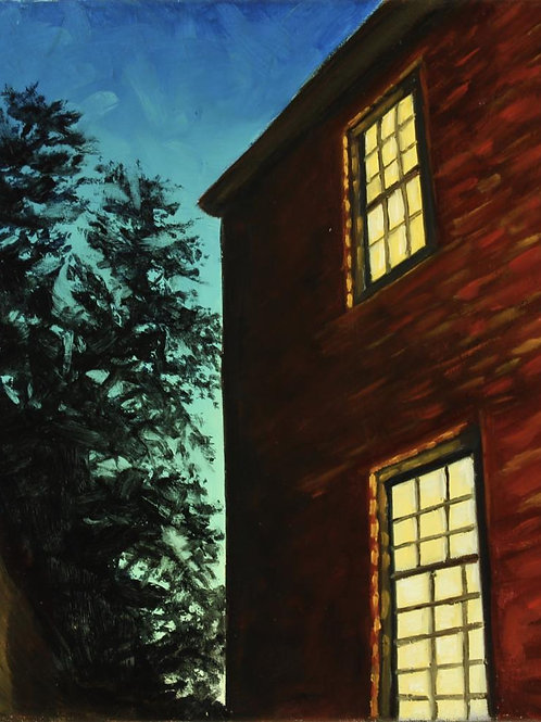 Aldie Mill (canvas) large