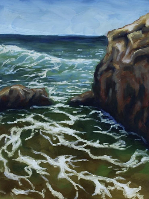 Leo Corrillo (canvas) small