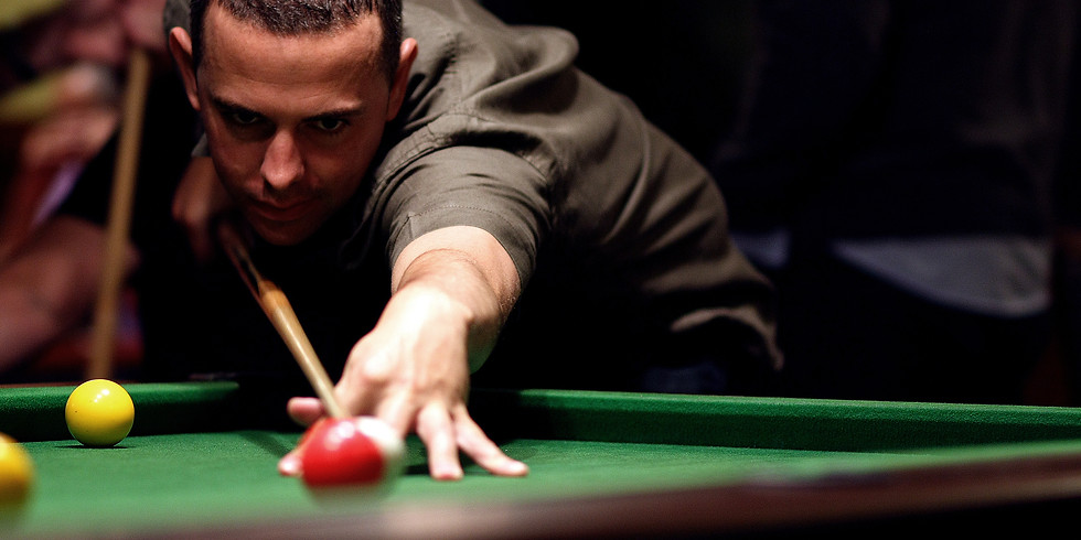 Introduction to Snooker and Dinner