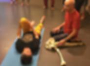 Masterclass Yoga avec Dominique Marti