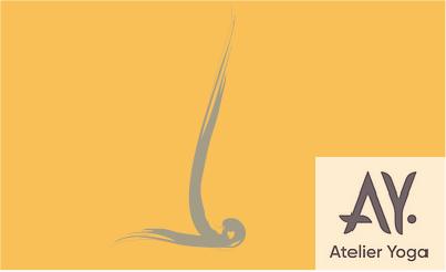 Logo de l'Atelier Yoga Nantes