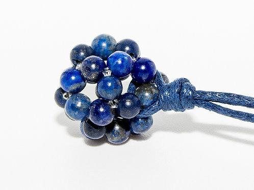 Fleur de vie lapis-lazuli