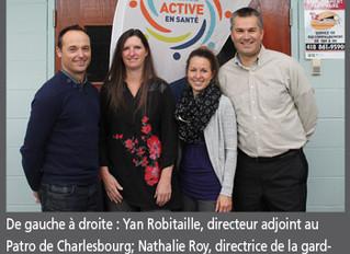Projet de motricité globale – Regroupement Source Active en Santé