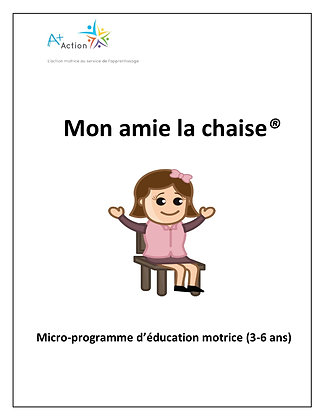 3. Mon amie la chaise® + formation + accompagnement