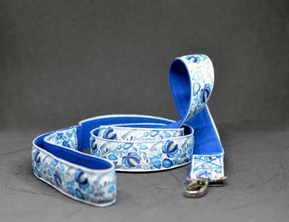 Blue Floral Print