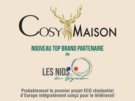COSY MAISON.-TOP BRAND PARTNER DE LES NIDS DE BAJANDE