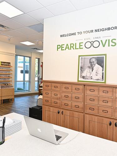 Pearle Vision, Cincinnati Children's Hos