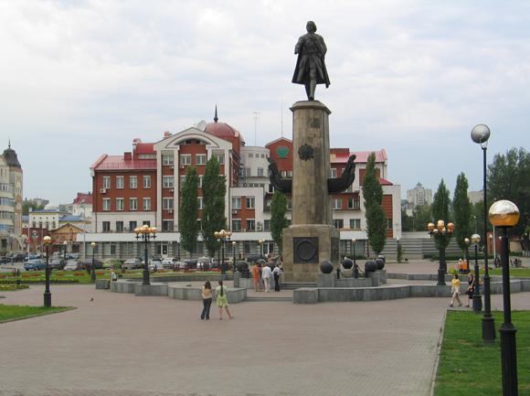 Центр Липецка