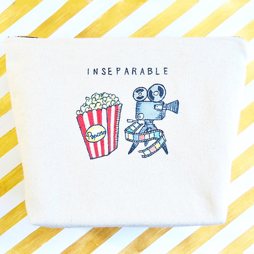 Cinema lover / Inseparable Pouch