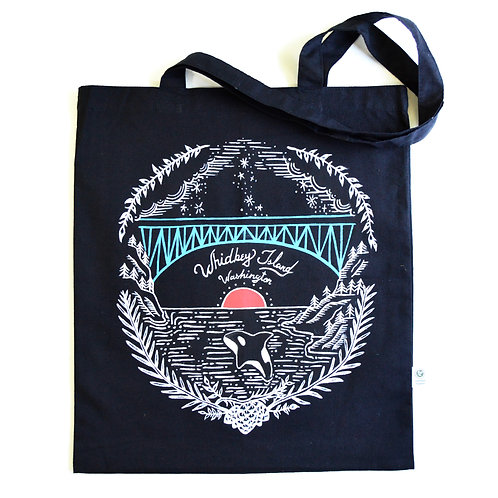 Whidbey Island Tote