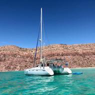 Anchored in the Sea of Cortez