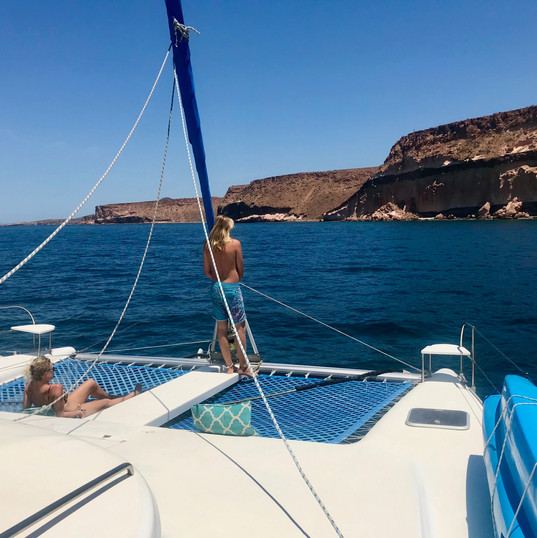 Cruising in the Sea of Cortez