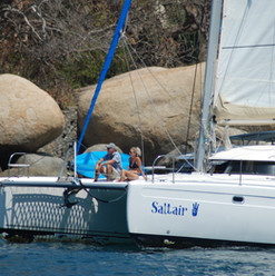 Sailing Saltair 3