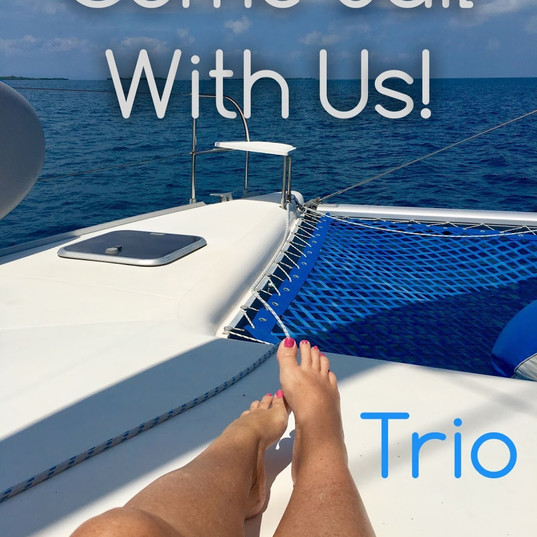 Sail With Us!