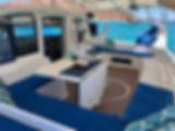 Saltair 3's cockpit