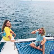 teens onboard