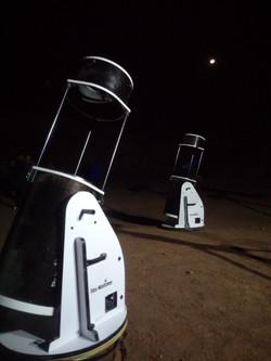 הטלסקופים הגדולים יחכו לכם