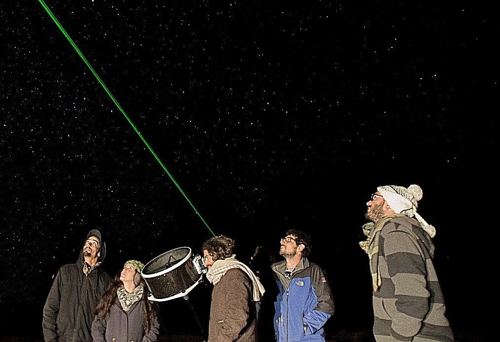Desert star basic package one telescope