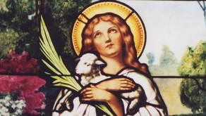 St. Agnes - Virgin & Marytr