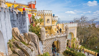 Pena Palace - lower view up.jpg