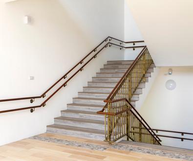 雙層扶手安全樓梯