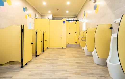 套房式衛生廁所