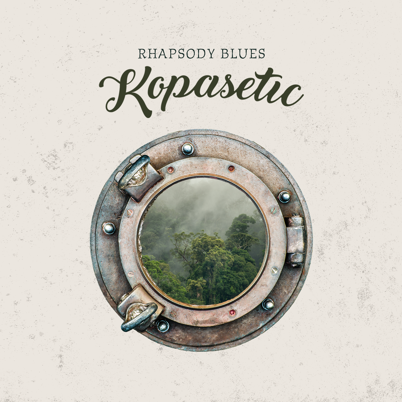 Rhapsody Blues EP Art