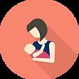 NearOnes baby-sitting task icon