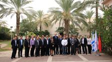Visit of Presidents of Korean Universities
