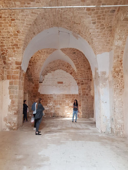 המבנה לפני השיפוץ