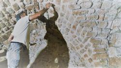 תהליך שימור האבן