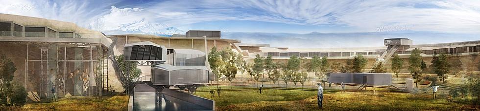 Olympus Regeneration Facility