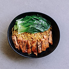 Grilled Teriyaki Chicken #noodles