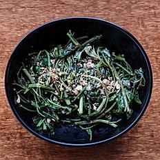 Wok-Fried Kangkong