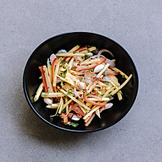 Green Mango Salad #sidesalad