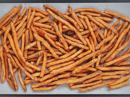 Introducing Sweet Potato Fries