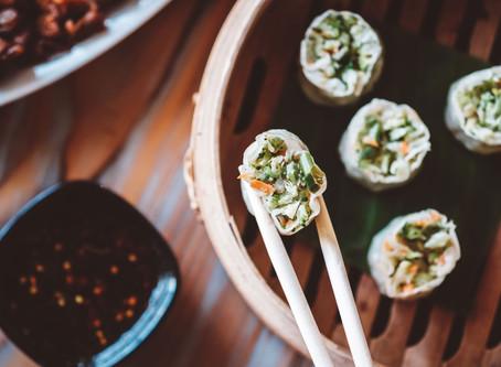 Read Dubai Week's take on our vegan menu