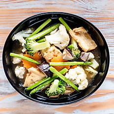 Tofu & Veggie Stir Fry