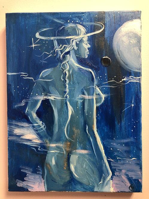 """""""Force of Gravity"""" by Elena Zlokazova"""