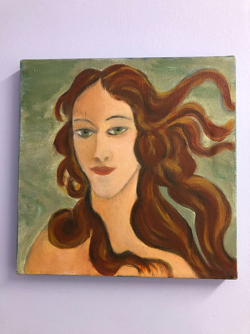"""""""Virgo Virgin Goddess"""" by Bascia Lassus"""