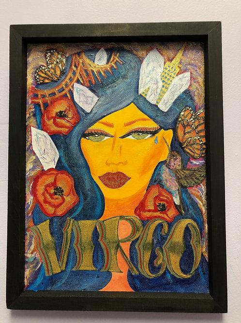 Virgo Goddess by La Diosa Divina