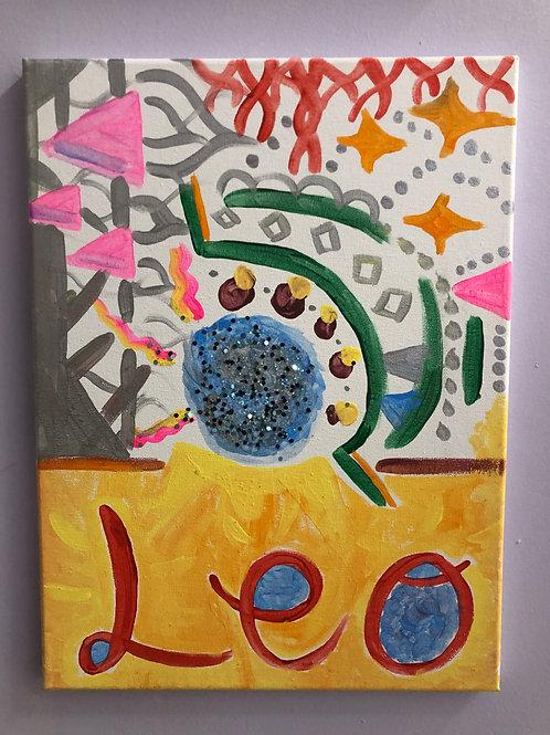Stream of Consciousness by Jessica Raya