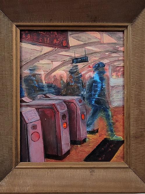 """The Bart"" by Doug Rhodes (ORIGINAL)"