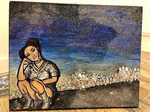 """Luna Gaze"" by Charcas"