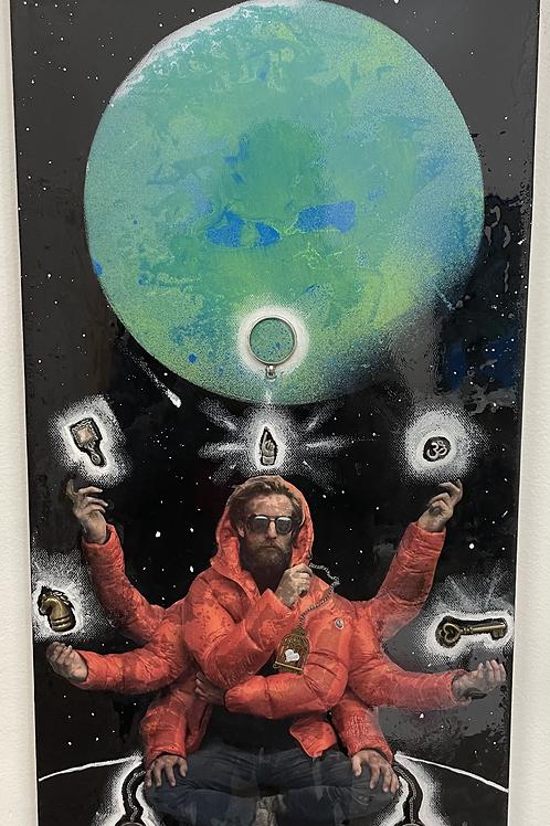 """Moon Man"" by Sikstar"