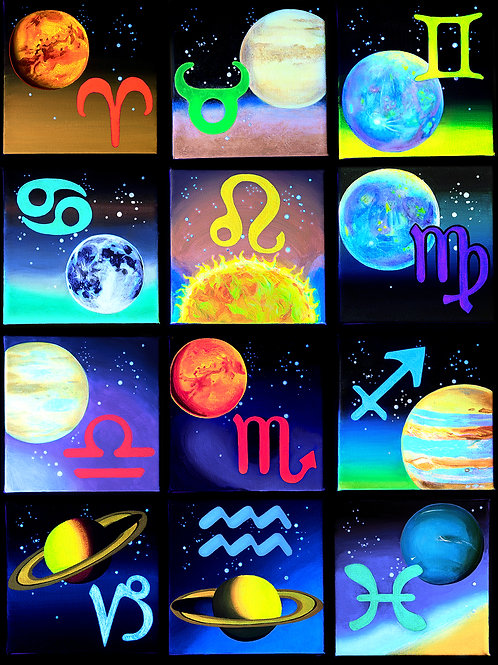 """""""What's your sign"""" by Bunny California"""