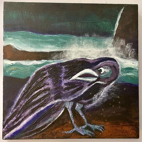 """Scorpio Raven"" by Bascia Lassus"