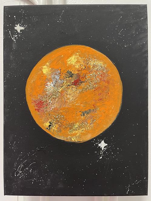 """""""Ruled by Venus"""" by Analis Ibarra"""