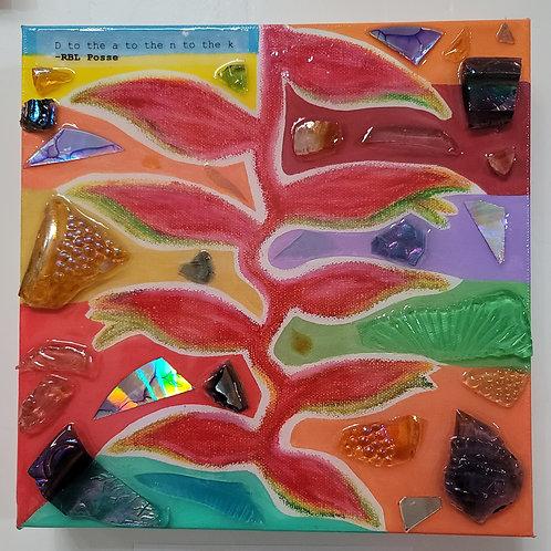 """Birds of Frisco 1"" by Rosa Reyes"